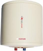 Cascade 10L Storage Water Geyser (Fabulous, Beige & White)
