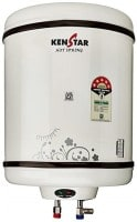 Kenstar 10L Storage Water Geyser (Hot Spring KGS10W5M, White)