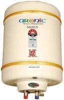 Aronic 10L Storage Water Geyser (Maxus, Ivory)