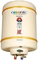 Aronic 25L Storage Water Geyser (Maxus, Ivory)
