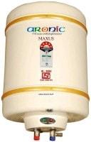 Aronic 15L Storage Water Geyser (Maxus, Ivory)