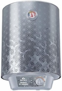 Bajaj 25L Storage Water Geyser (Shakti PC Deluxe, Grey)