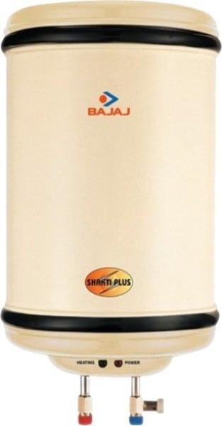 Bajaj 15L Storage Water Geyser (Shakti Plus, Ivory)