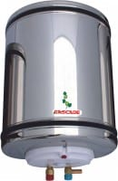 Cascade 10L Storage Water Geyser (Shower G, Silver)