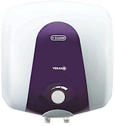 V-Guard 10L Storage Water Geyser (Verano, Violet)