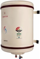 Singer 15L Storage Water Geyser (Warmega, White)