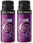 Park Avenue Storm Deodorant Body Spray (Pack of 2)
