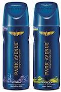 Park Avenue Storm Deodorant Body Spray (200GM, Pack of 2)