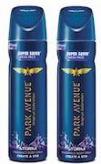 Park Avenue Storm Deodorant Body Spray (500ML, Pack of 2)