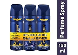 Park Avenue Storm + Good Morning Body Deodorant Body Spray