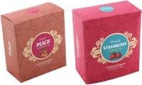 Mittal Teas Strawberry Peach Tea (200GM, Pack of 2)