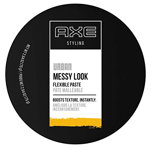 Axe Styling Urbun Messy Look Flexible Paste (75GM, Pack of 3)