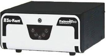 Su Kam Falcon ECO Pure Sine Wave Inverter (Black & White)