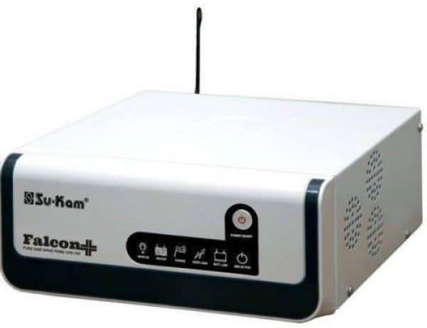 Su Kam Falcon+ Pure Sine Wave Inverter (Black & White)