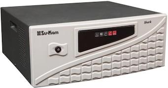 Su Kam Shark 1600 Square Wave Inverter (Black & White)