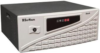 Su Kam Shark 700 Square Wave Inverter (Black & White)
