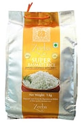 Zeeba Super Basmati Rice (Pack of 1)