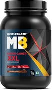 MuscleBlaze Super Gainer XXL (Chocolate, 1KG)
