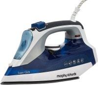 Morphy Richards Super Glide Steam Iron (White)