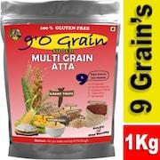 9O Grain Super Multigrain Flour (1KG)