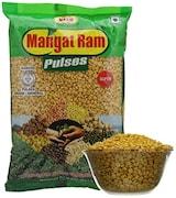 Mangat Ram Super Toor Dal (Yellow, 1KG)