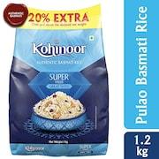 Kohinoor Super Value Basmati Rice (1KG)
