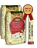 Perfect Choice Supreme Basmati Rice (2KG, Pack of 2)