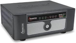Microtek SWE2+ 715VA Pure Sine Wave Inverter (Black)