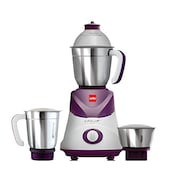 Cello Swift 500W Mixer Grinder (Violet, 3 Jar)