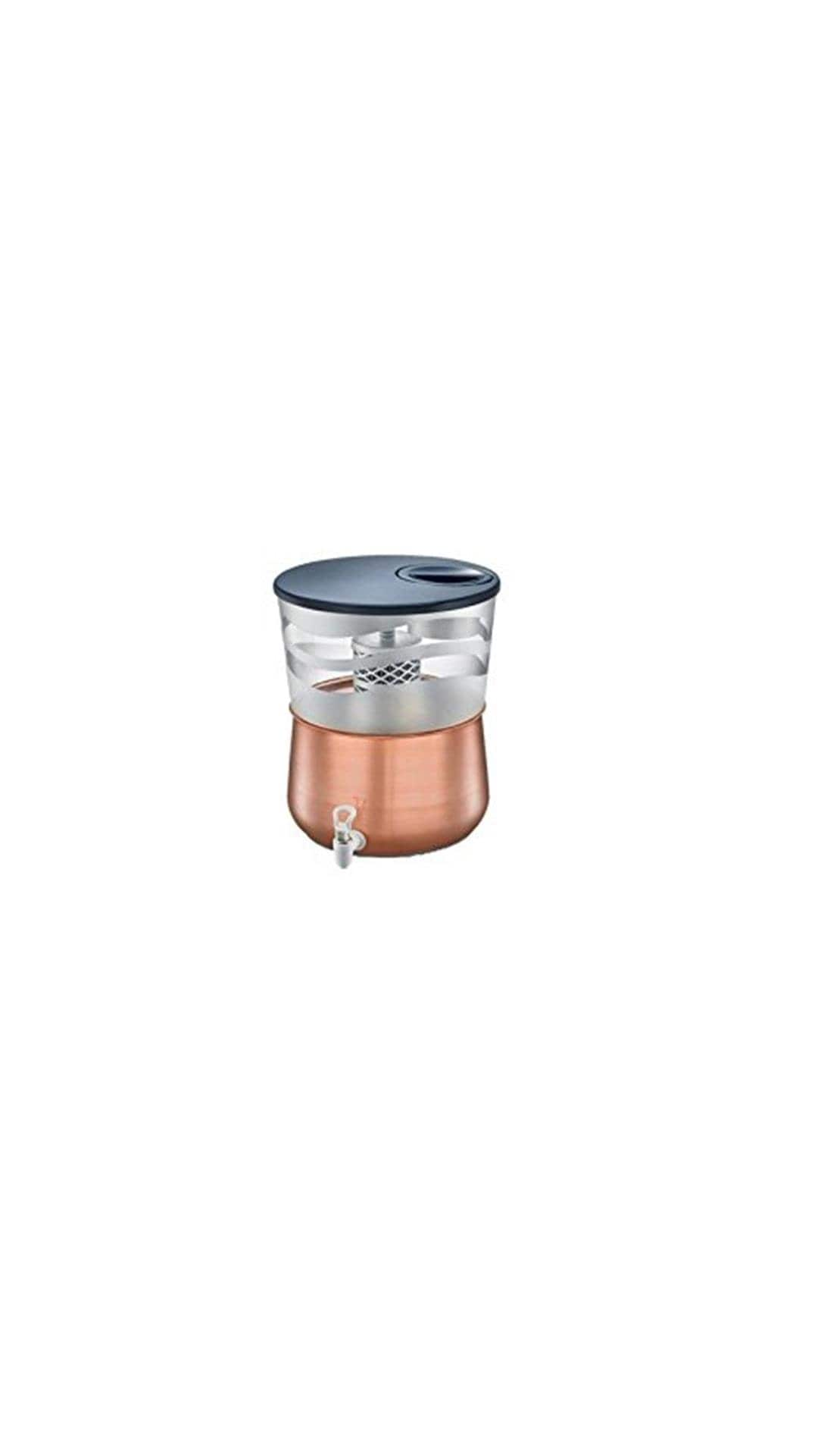 Prestige Tattva 16L Gravity Based Water Purifier (Copper)