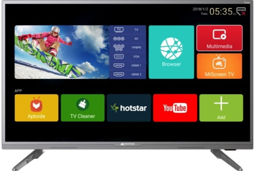 Micromax 32 Inch LED HD Ready TV (32 CANVAS 3)