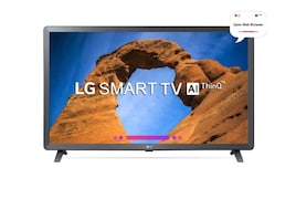 LG 32 Inch LED HD Ready TV (32LK616BPTB)
