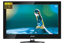 Akai 32 Inch LED Full HD TV (32P40)