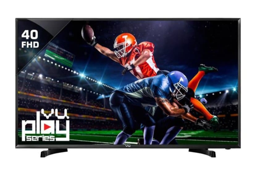 6a3fa446b9d Vu 40 Inch LED Full HD TV (40D6575) Online at Lowest Price in India
