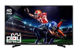 Vu 40 Inch LED Full HD TV (40D6575)