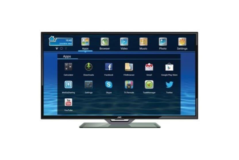 b84f5ba323b3 JVC 40 Inch LED TV (40N575C) Online at Lowest Price in India