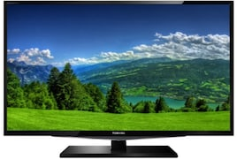Toshiba 40 Inch LED Full HD TV (40PS20)