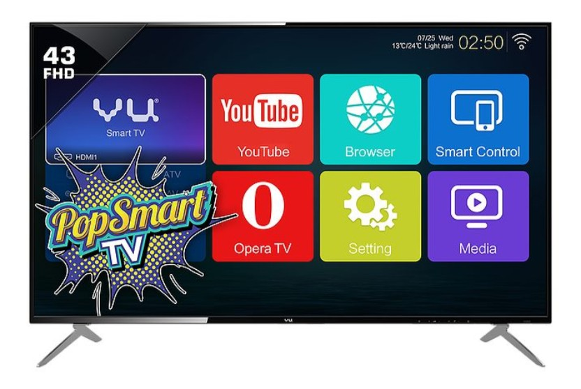 9d31323e65f Vu 43 Inch LED Full HD TV (43BS112) Online at Lowest Price in India