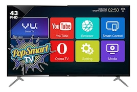 Vu 43 Inch LED Full HD TV (43BS112)