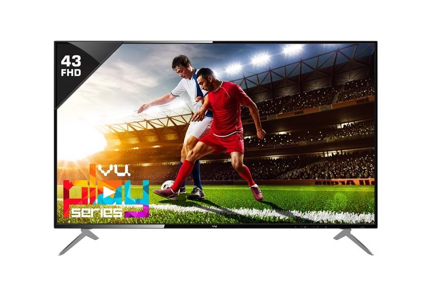 20f6d46a44f Vu 43 Inch LED Full HD TV (43D6545) Online at Lowest Price in India