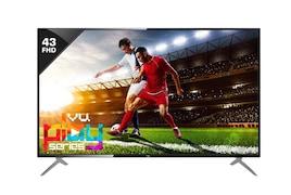 Vu 43 Inch LED Full HD TV (43D6545)