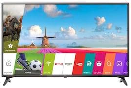 LG 43 Inch LED Full HD TV (43LJ617T)