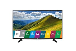 LG 43 Inch LED Full HD TV (43LJ619V)