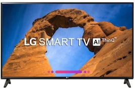 LG 43 Inch LED Full HD TV (43LK6120PTC)