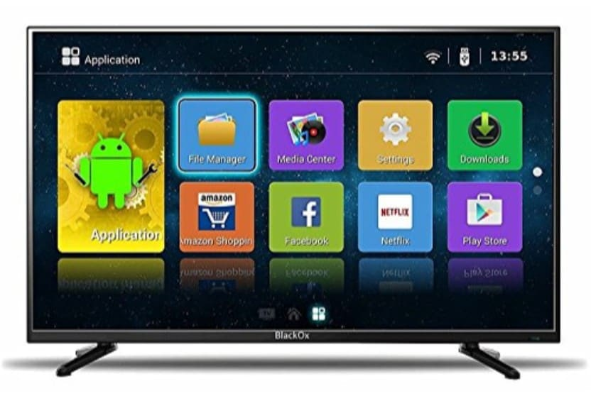 Nieuw Blackox 45 Inch LED Full HD TV (48LS4501) Online at Lowest Price LR-46