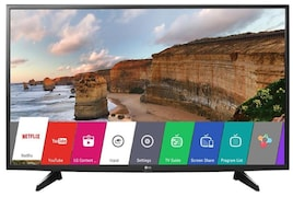 LG 49 Inch LED Full HD TV (49LH576T0)