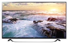 LG 49 Inch LED Ultra HD (4K) TV (49UF850T)