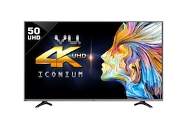 Vu 49 Inch LED Ultra HD (4K) TV (50BU116)