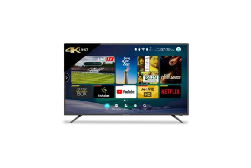 066e34e5f61e CloudWalker 50 Inch LED Full HD TV (50SF) Online at Lowest Price in India
