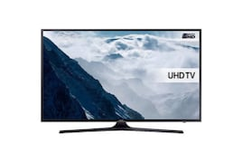 Samsung 55 Inch LED Ultra HD TV (55KU7350)